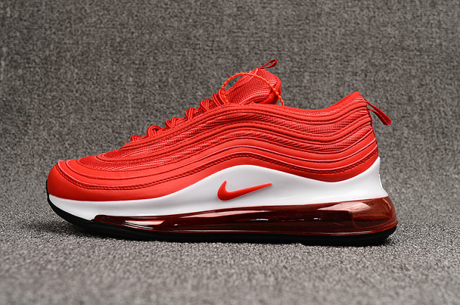 Where To Buy Cheap Nike Air Max 97 720 Red White Black On VaporMaxRunning