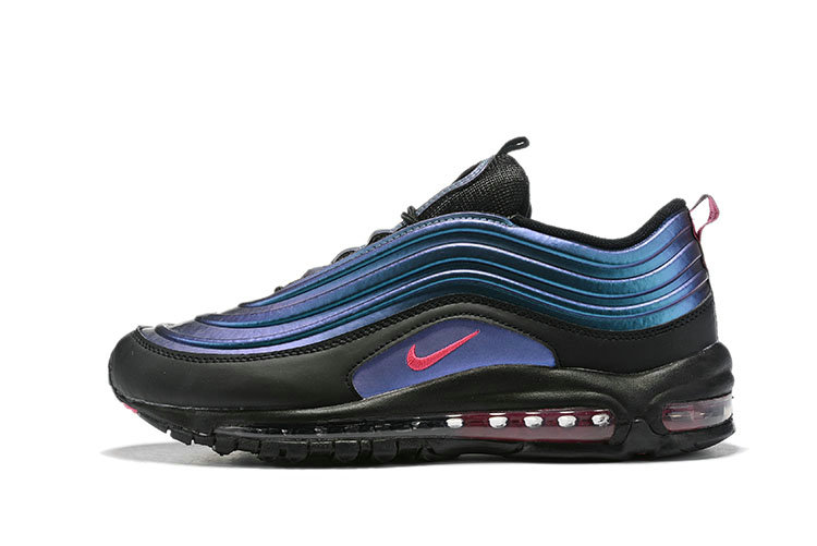 Where To Buy Cheap Nike Air Max 97 LX Blue Black Pink On VaporMaxRunning