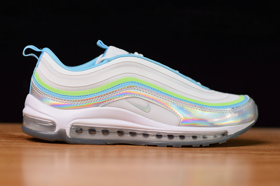 Where To Buy Cheap Nike Air Max 97 Ultra 17 Ultra Iridescent BV6670-101 On VaporMaxRunning