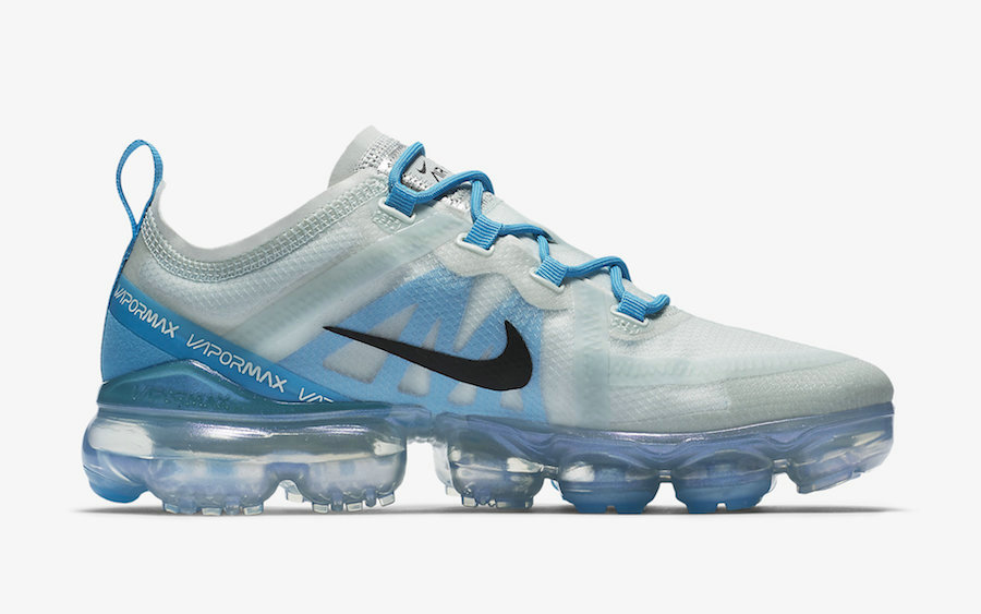 Where To Buy Cheap Nike Air VaporMax 2019 Barely Grey Black AR6632-003 On VaporMaxRunning