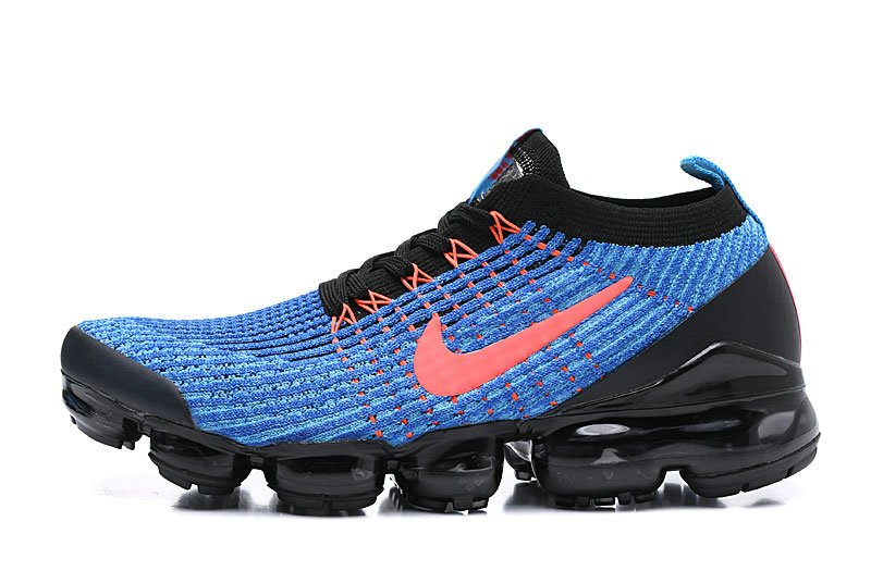 Where To Buy Cheap Nike Air Vapormax 3.0 Blue Fury Flash Crimson-Racer Blue-Black-Metallic Silver AJ6900-401 On VaporMaxRunning