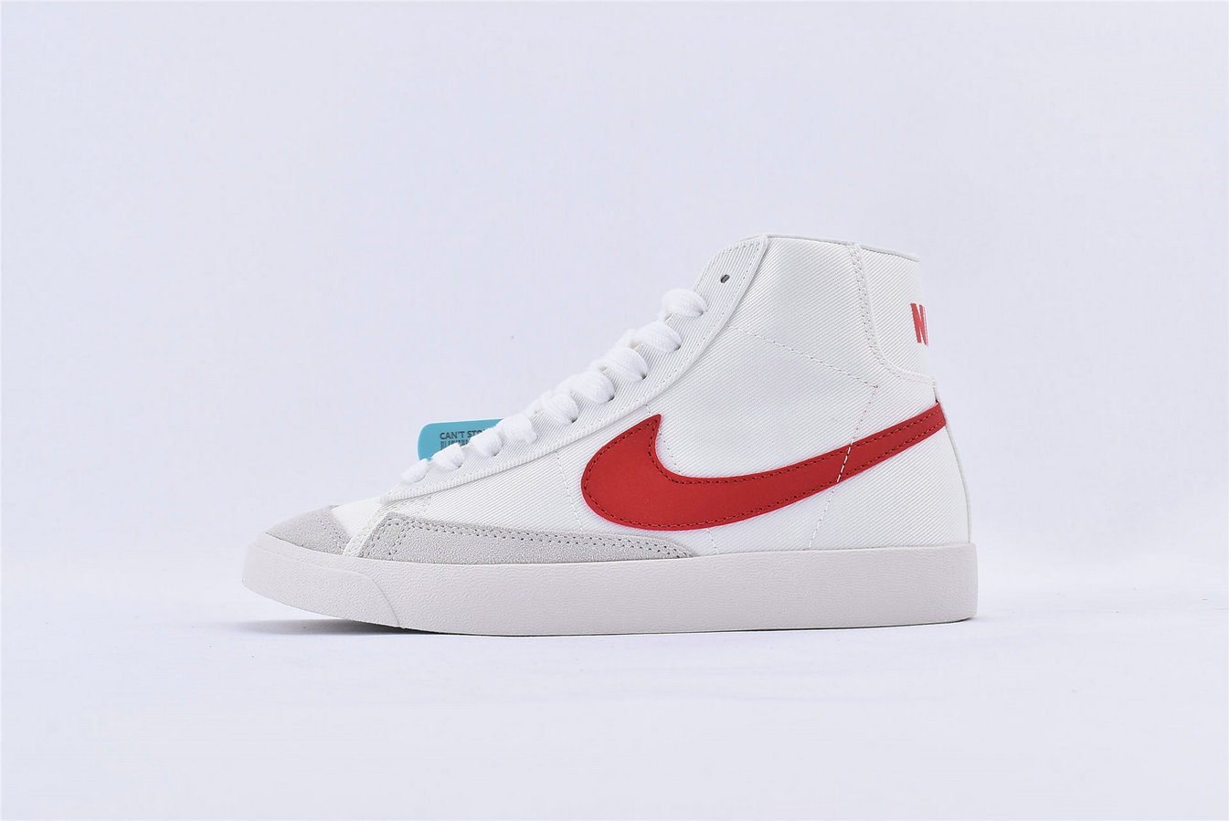 Where To Buy Cheap Nike Blazer Mid 77 Vintage Habanero Red BQ6806-400 On VaporMaxRunning