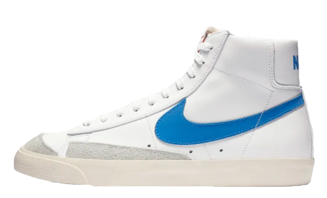 Where To Buy Cheap Nike Blazer Pacific Blue BQ6806-400 On VaporMaxRunning
