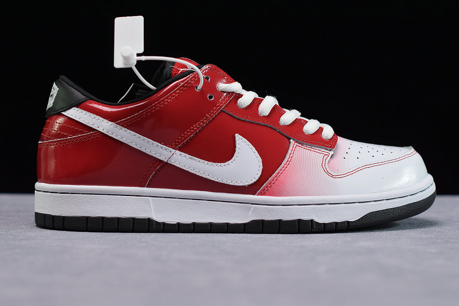 Where To Buy Cheap Nike Dunk Low Premium SB QS Varsity Red White Rpro Blanc 313170-611 On VaporMaxRunning