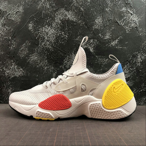 Where To Buy Cheap Nike Huarache E.D.G.E. txt Vast Grey Tour Yellow Neptune Green Photo Blue AT4025-002 On VaporMaxRunning