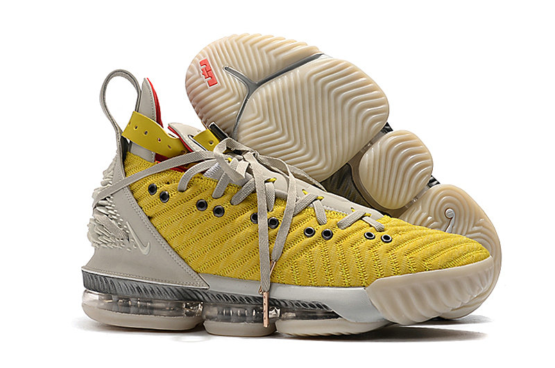 Where To Buy Cheap Nike LeBron 16 HFR Bright Citron Summit White CI1145-700 On VaporMaxRunning