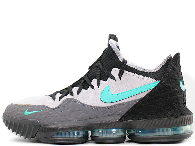 Where To Buy Cheap Nike Lebron 16 Low AC EP Atmos Wolf Grey Clear Jade Black CI3358-003 On VaporMaxRunning