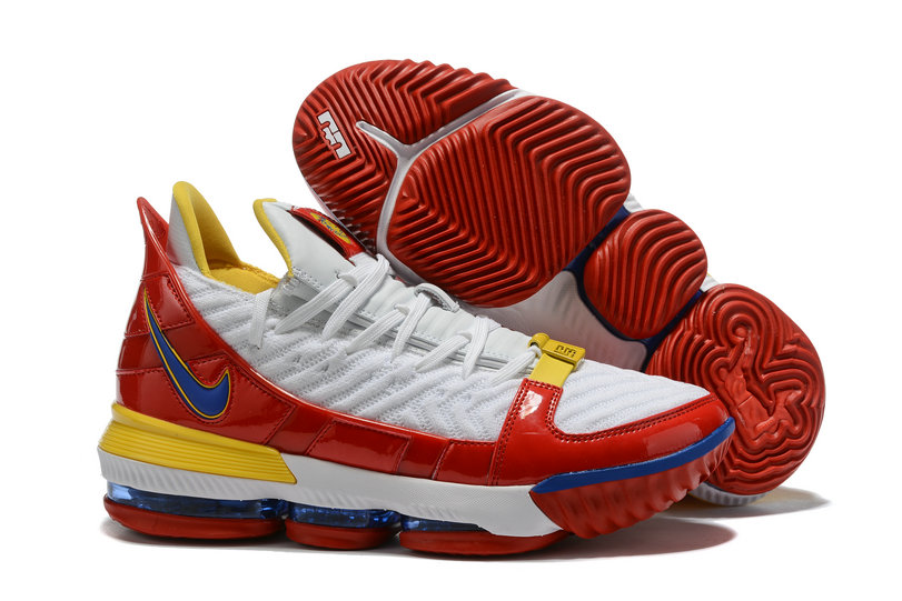 Where To Buy Cheap Nike Lebron XVI SB University Red University Rouge AO2588-403 On VaporMaxRunning