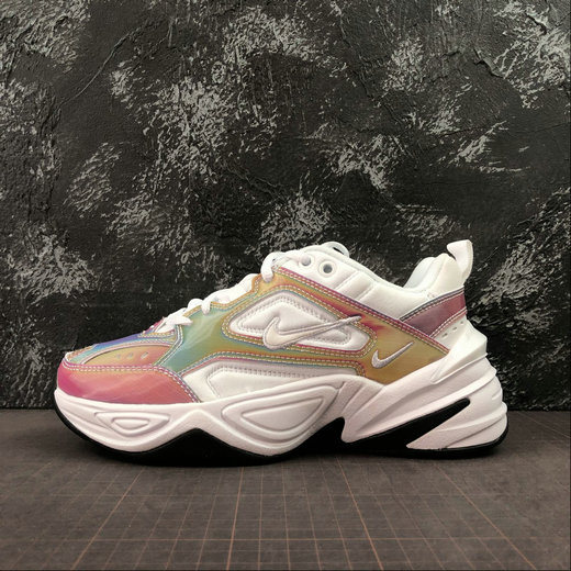 Where To Buy Cheap Nike M2K Tekno Magic Color Illusion BV0074-018 On VaporMaxRunning