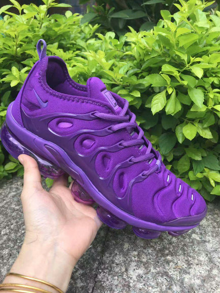 Where To Buy Cheap Nike VaporMaxs Plus Grape On VaporMaxRunning