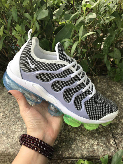 Where To Buy Cheap Nike VaporMaxs Plus Grey White On VaporMaxRunning