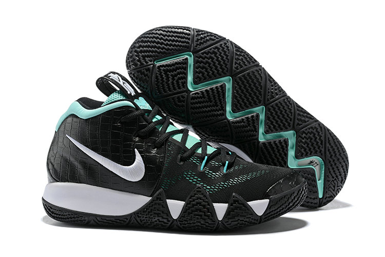 Cheap Where To Buy Nike Kyrie 4 Tiffany AA2897-390 Tropical Twist Metallic Silver-White-Gold On VaporMaxRunning