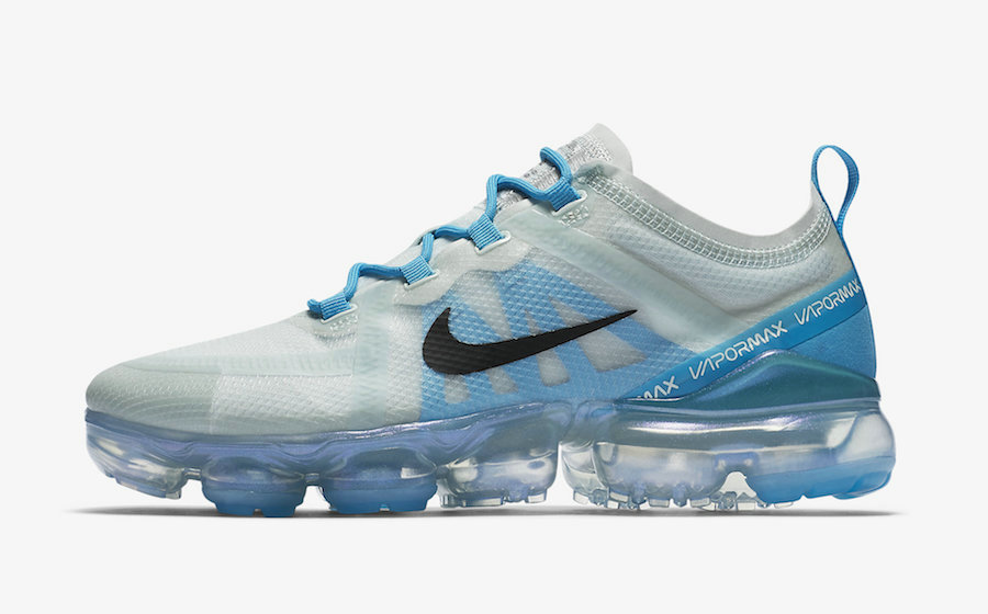 Where To Buy Womens Nike Air VaporMax 2019 Barely Grey Black AR6632-003 On VaporMaxRunning