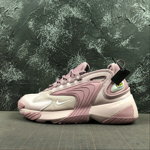 Where To Buy Womens Nike Zoom 2000 Plum Dust Pale Pink-Plum Chalk Prune Poussieureux Rose Pale AO0354-500 On VaporMaxRunning