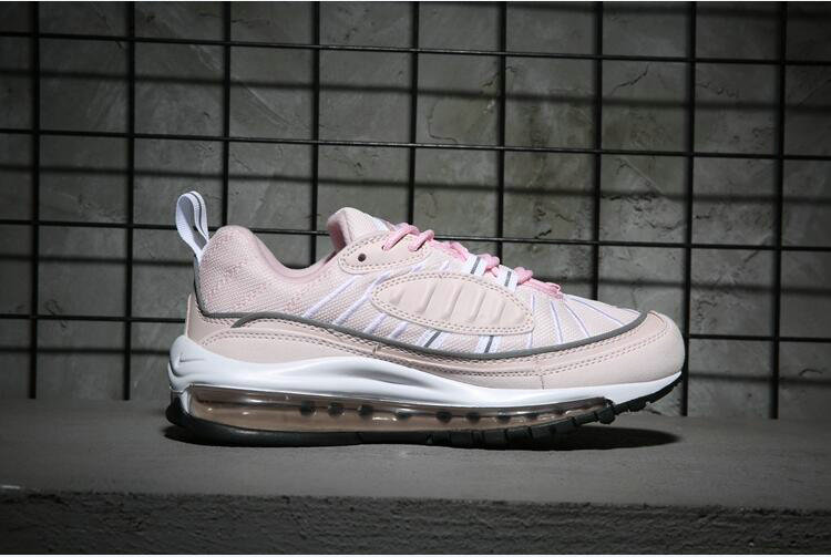 Womens Nikes AIR MAX 98 RELEASING IN PINK AND PUMICE On VaporMaxRunning