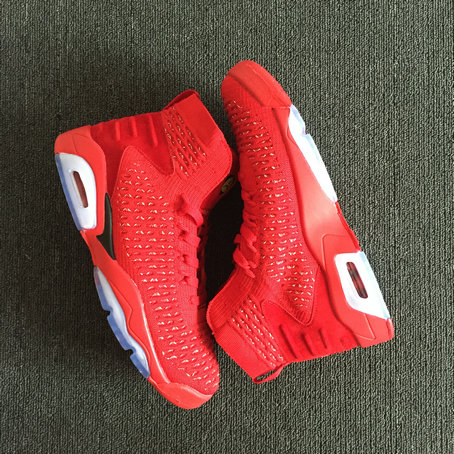 2018 Cheap Air Jordans Retro 6 China Red On VaporMaxRunning