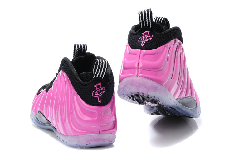 2018 Nike Air Foamposite One Pink Black Cheap Sale On VaporMaxRunning