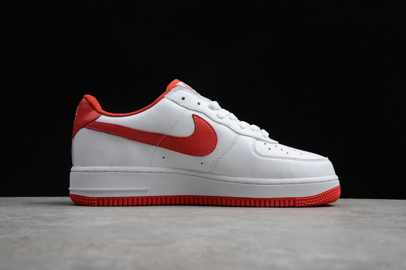 Cheap Nike Air Force 1 AQ5107-100 University Red White