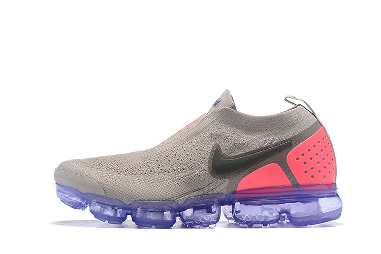 Cheap Nike Air VaporMax Flyknit 2.0  Shoes Red Grey Purple