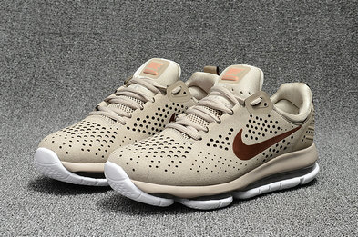 09d819f23a ... Cheap NikeLab Air Max 2018 Running Gold Brown White On VaporMaxRunning  ...